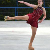 Kunstläuferin Katharina