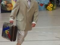 Uwe Nehrkorn, der Weltreisende