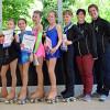 Teilnehmer des 2. Wettkampftages