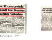 Artikel Bild-Zeitung 1991