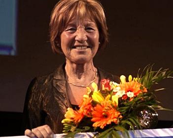 Dresdnerin des Jahres 2012
