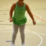 Leila Joelle kämpft bei den Midi-1-Zwergen