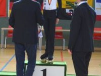 Nicolas Platz 1 ohne Konkurrenz