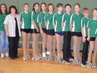 Team Sachsen beim Nachwuchspokal 2014