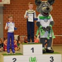 Freiläufer Jungen – 3.Platz für Wölfi ?