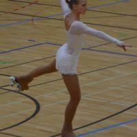 Elli bei den Deutschen Meisterschaften