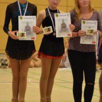 Figurenläuferinnen  2: Katharina