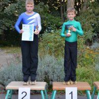 Pflicht Freiläufer Jungen – Florian siegt