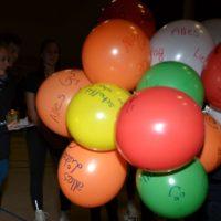 Ballons zum Geburtstag
