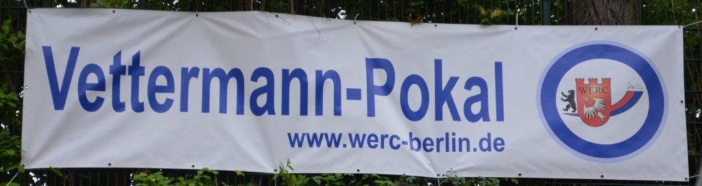 Banner des Vettermann-Pokals