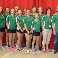 Team Sachsen bei den Süddeutschen