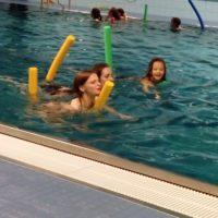 Freude im Wasser