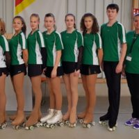 Team Sachsen beim Deutschen Nachwuchspokal 2017