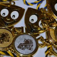 Zwergen-Medaillen