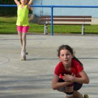 Malin und Violetta