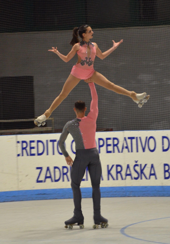 Alessia Gambardella und Alessandro Fratalocchi