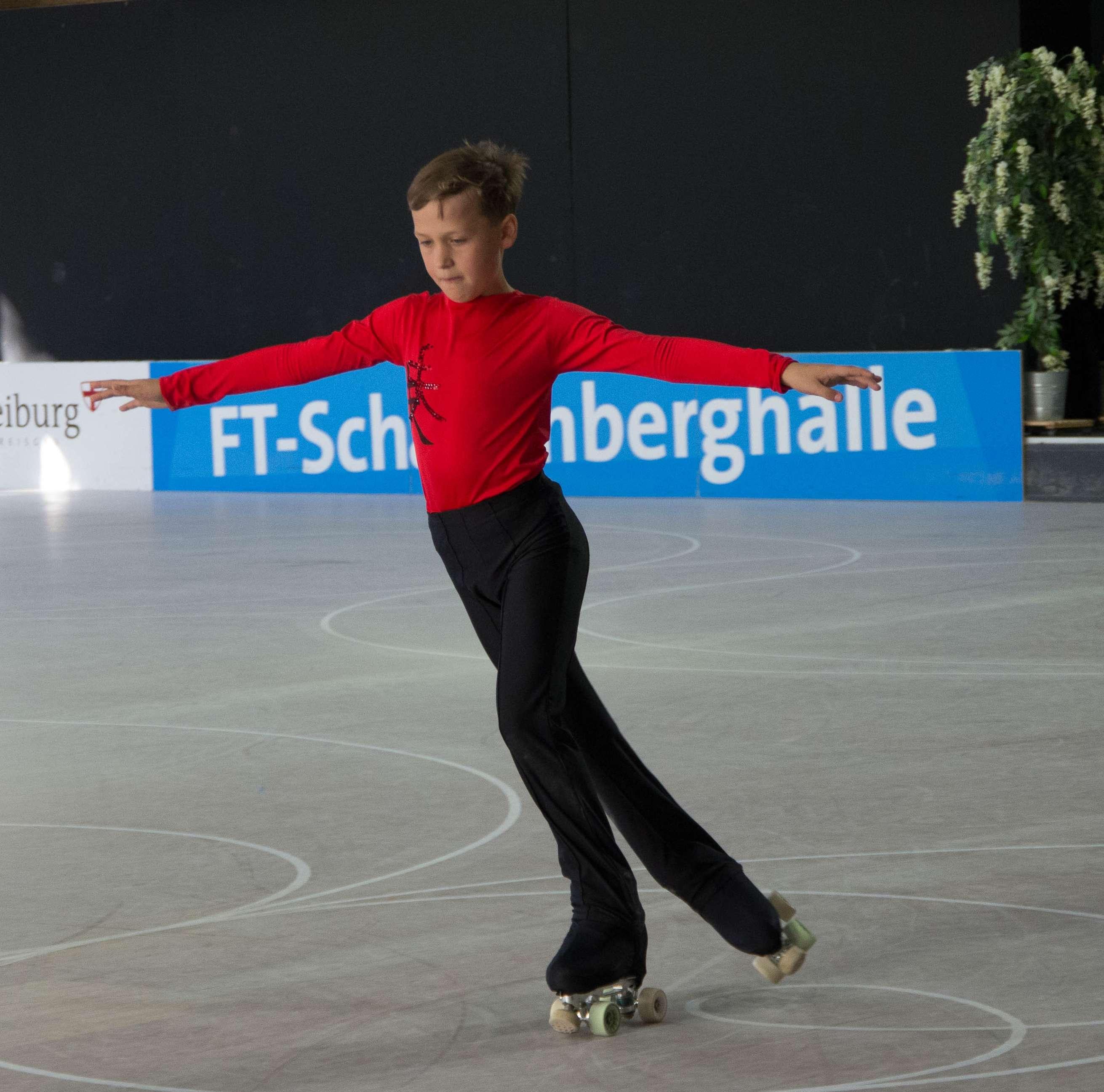 Florian in der Kür