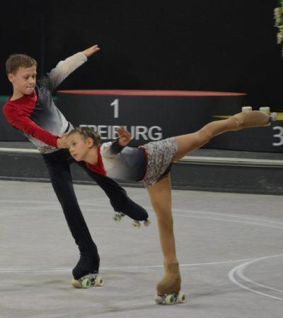 Deutscher Nachwuchspokal in Freiburg – September 2018