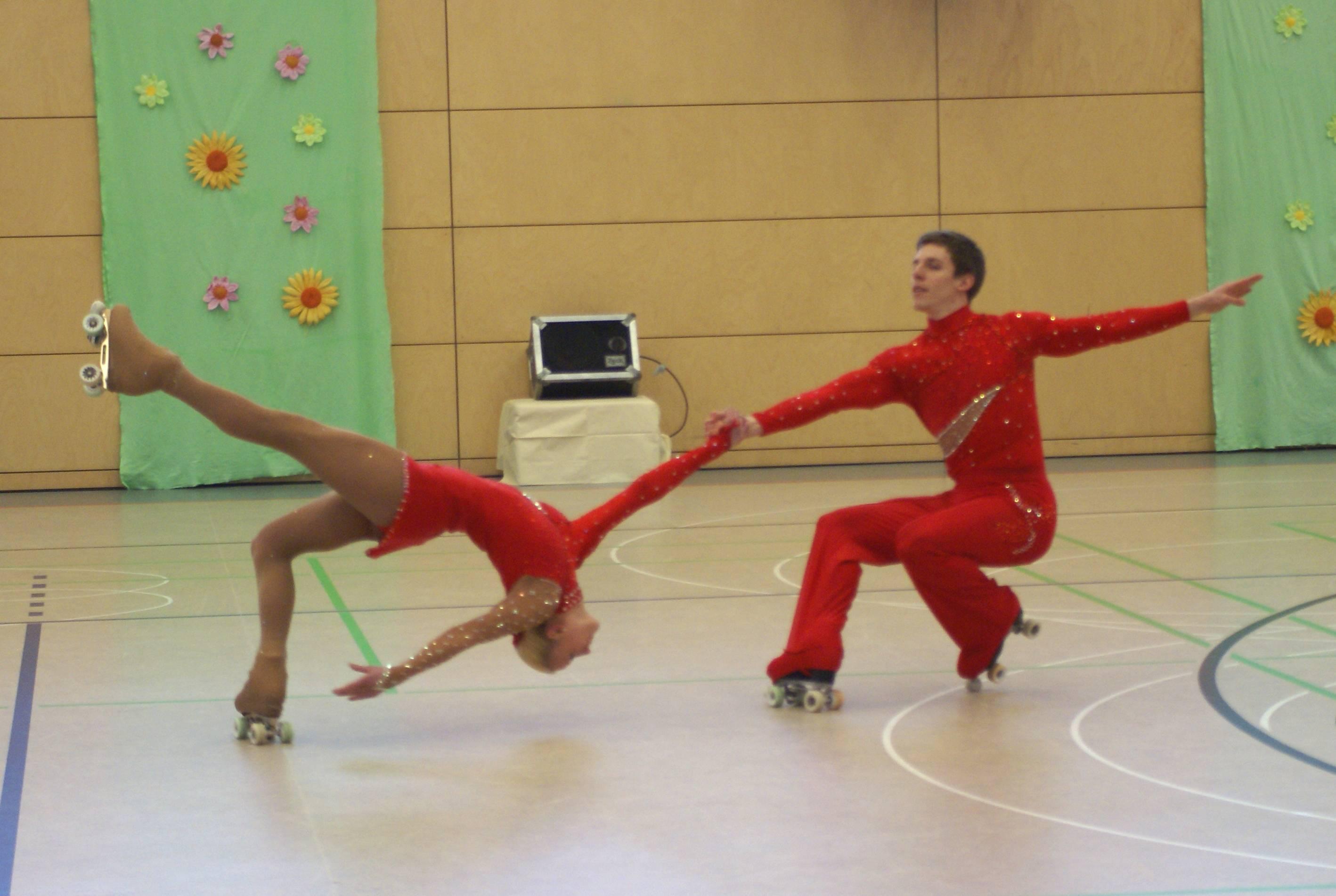 Chrissie und Hannes