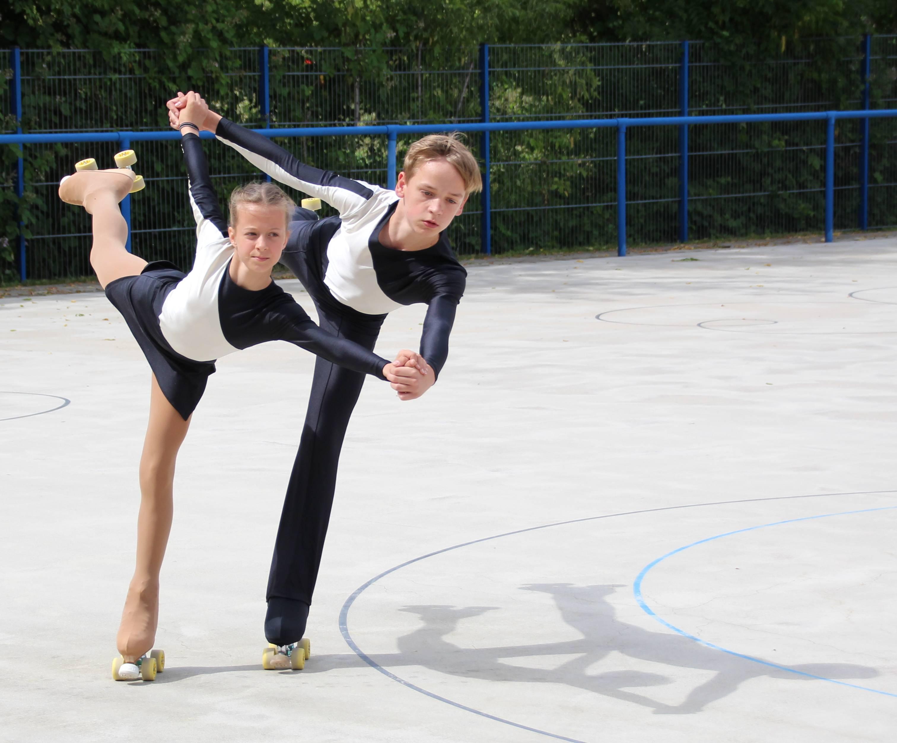 mehrfache deutsche Paarlaufsieger