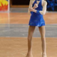 Sophia in der Pirouette